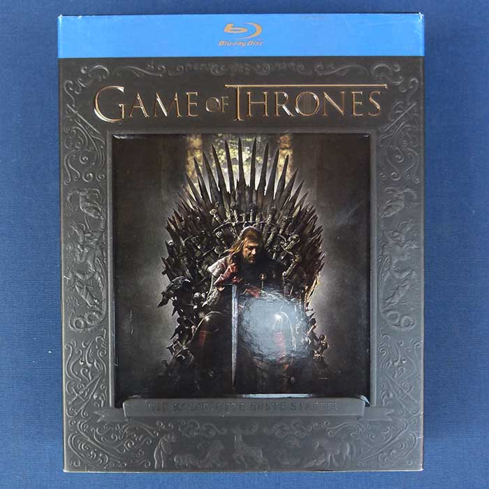 Game of Thrones, Komplette erste Staffel, Blue Ray