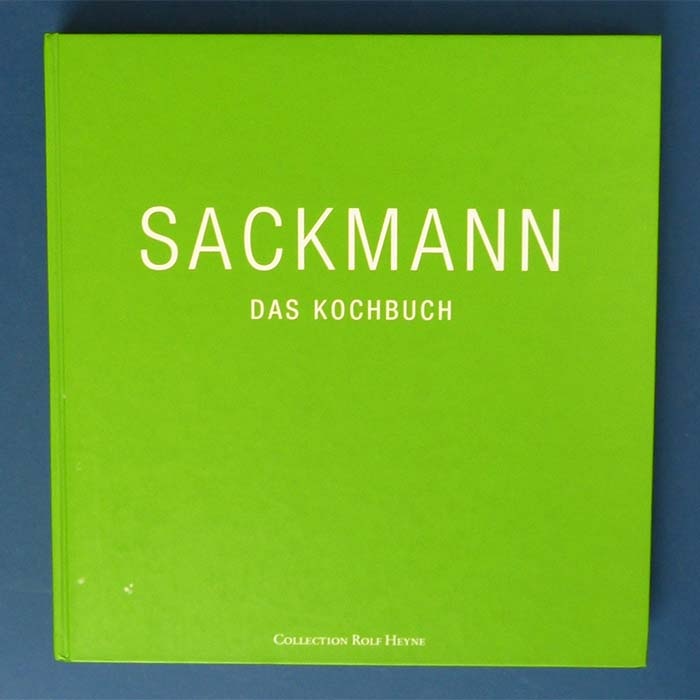 Sackmann - Das Kochbuch, Collection Rolf Heyne
