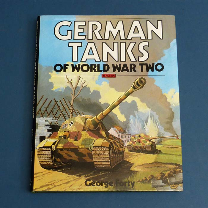 German Tanks of World War Two, George Forty