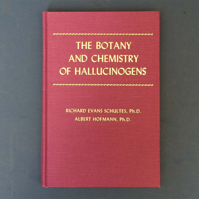 The Botany and Chemistry of Hallucinogens, 1973