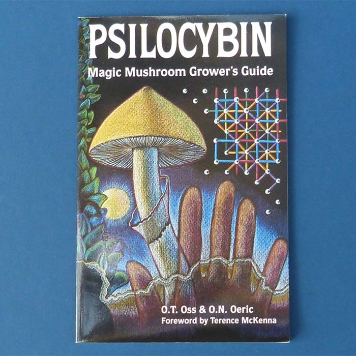 Psilocybin, Magic Mushroom Grower's Guide, 1986
