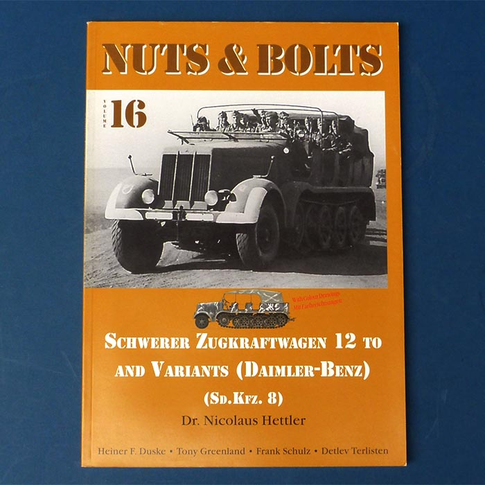 Nuts & Bolts - Volume 16 / Schwerer Zugkraftwagen